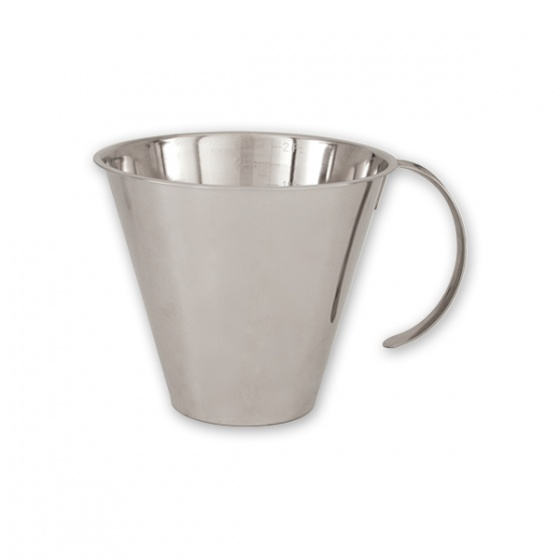 Jonas Stainless Steel Graduated Measuring Jug 0.25Lt