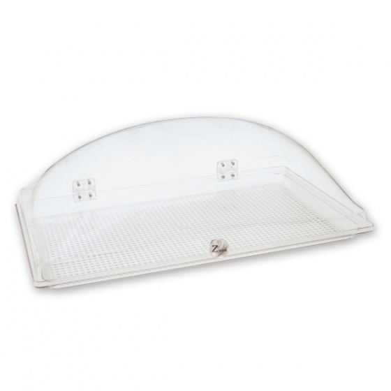 Zicco Dome Cover W/Fixed Base 550 x 350 x 185