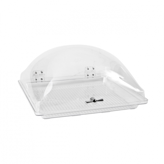 Zicco Dome Cover with Fixed Base 350 x 350mm