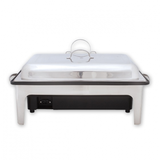 Electric Rectangular Chafer 1/1 Size