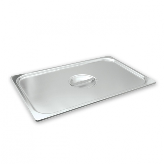 Anti-Jam Steam Pan Cover 1/4 Size