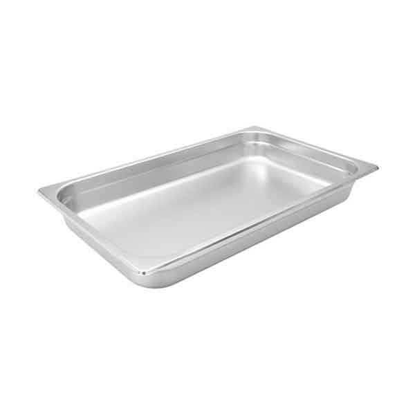 Anti Jam Stainless Steel Food Pans 1/1 Size