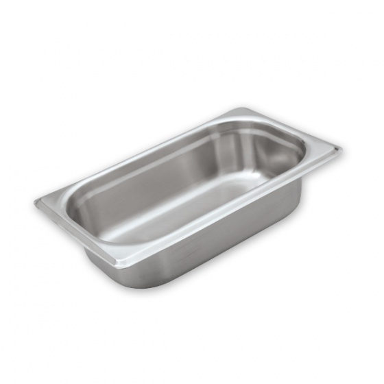 Anti-Jam Steam Pan 1/4 Size x 65mm