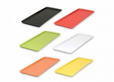Coloured Platters