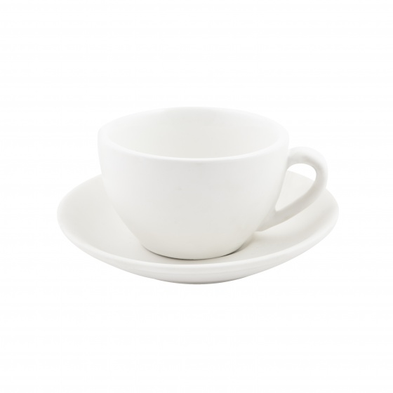 Bevande Bianco Intorno Cappuccino Cup 200ml