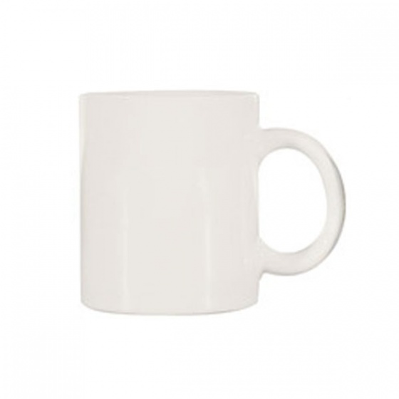 Trenton Basics Can Shape Mug 340ml White