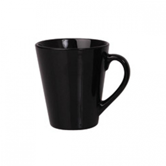 Basics Tapered Mug Black 280ml