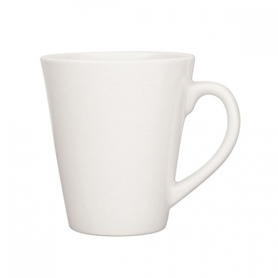 Trenton Basics Tapered Mug 280ml White