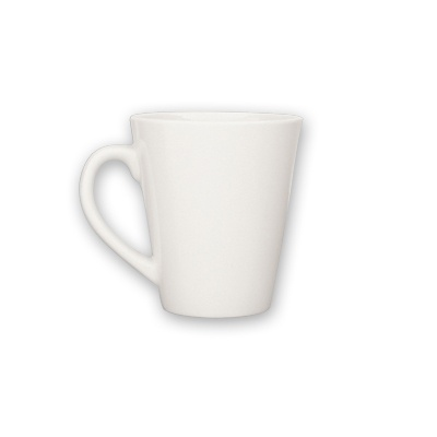 Trenton Basics Mega Tapered Mug 380ml White