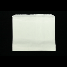 Grease Proof Lined Bag White 105 x 140mm