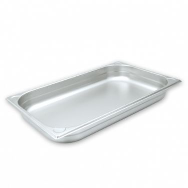 Anti-Jam Stainless Steel Food Pans 1/1 530mm x 325mm