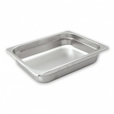 Anti-Jam Stainless Steel Food Pans 1/2 325 x 265mm