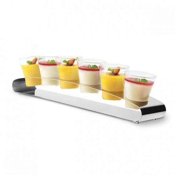 Single Wall Glass for Athena Dorf Dessert Stand