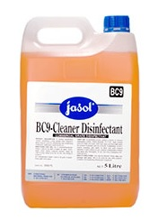 BC9 - Cleaner Disinfectant
