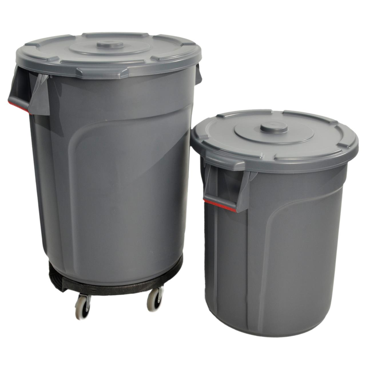 TRUST Commercial® Thor Round Bins