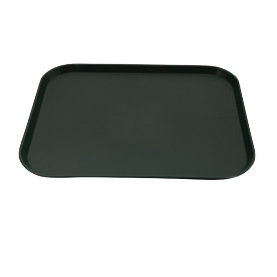 Green Fast Food Tray Large
