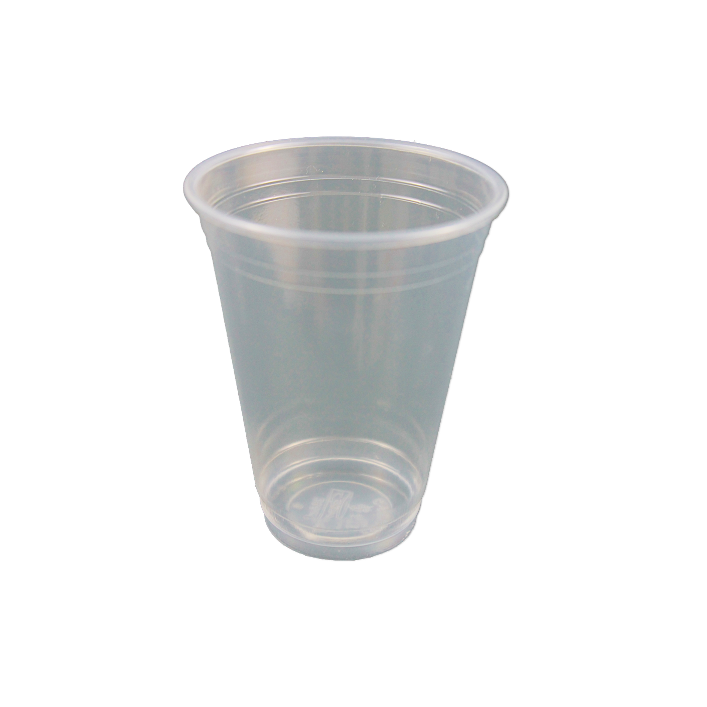 Capri Clear Plastic Cup 7oz or 200ml