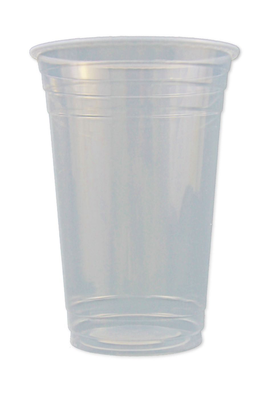 Capri Clear Plastic Cup 18oz or 540ml
