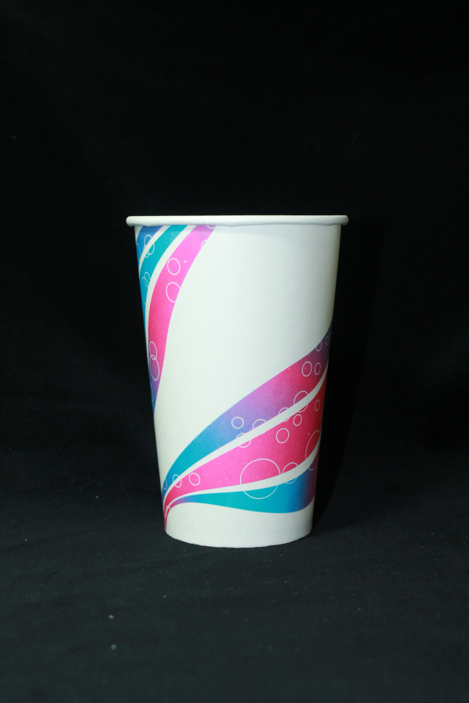 Capri Cold Drink Cup 16 Oz Swirl