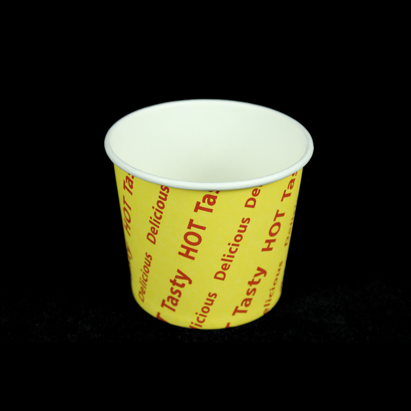 Chip Cup Printed 8oz / 225ml