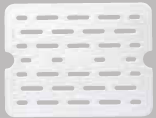 Clear Polycarbonate Drain Plates