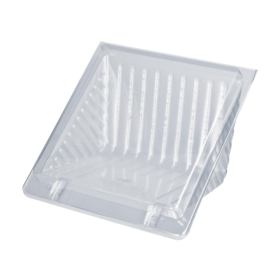 Clear Sandwich Wedge