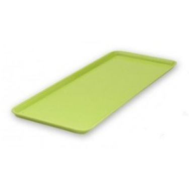 Small Rectangular Platter Lime 390x150mm  - Image 1