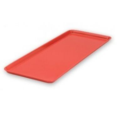 Small Rectangular Platter Red 390x150mm - Image 1