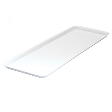 Large Rectangular Platter White 590x180mm - Image 1