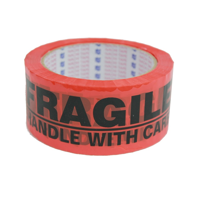 Stylus Printed Fragile Tape 48mm x 66m