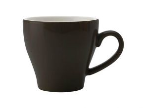 Cafe Culture Tulip Cup Black