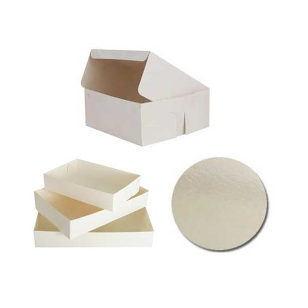 Cake Boards, Boxes & Trays