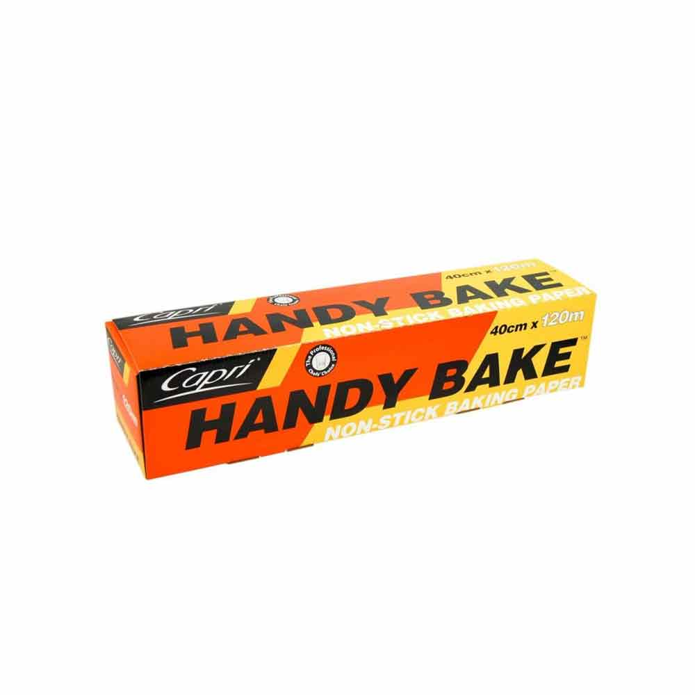 Handy Bake Baking Paper 120m x 40cm
