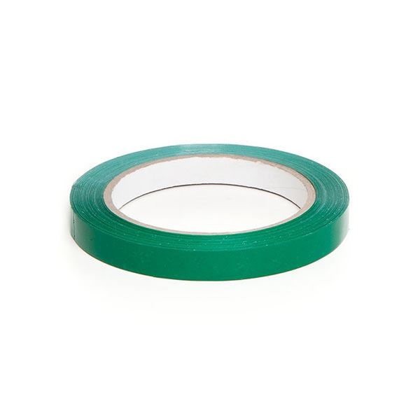 Coloured PVC Food Packaging Tape 12mm x 66m