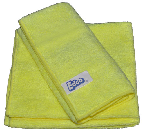 Microfibre Cloth 40x40cm Yellow