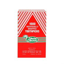 Individually Wrapped Toothpicks 1000