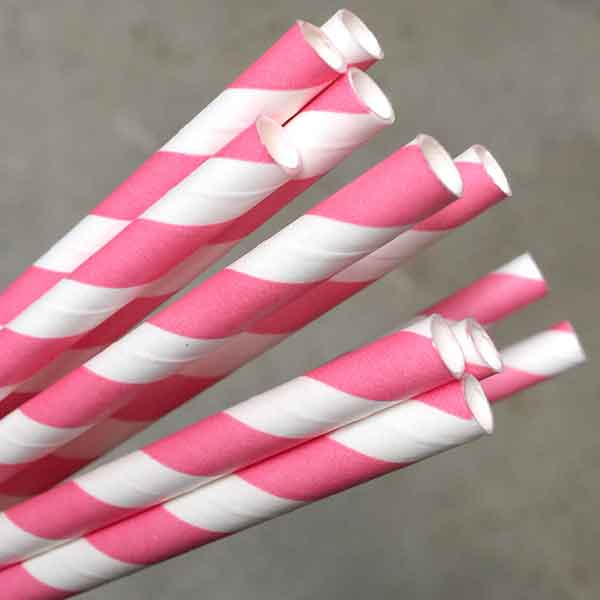 Eco-straw Paper & Specialty Straws