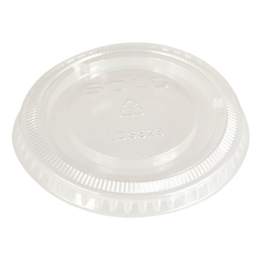 Solo Pl2 Lid to suit B200 - P35A Portion Cup