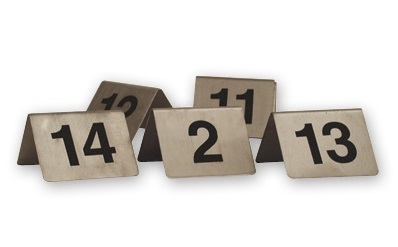 Table Stands Numbers & Signs