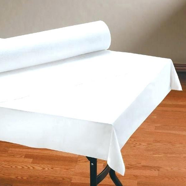 White Paper Table Sheets