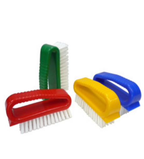 Scrub Brush Plastic Handle