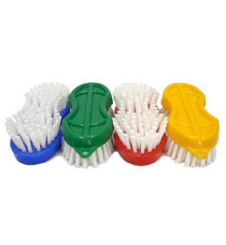 Scrub Brush Plastic Waisted