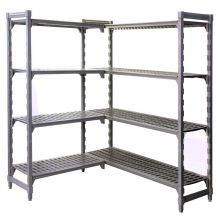 Adjustable Plastic Mat Shelving (4-Tier KIT)