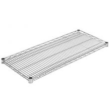 Adjustable Zinc Wire Shelf (Instafit) - 610mm width
