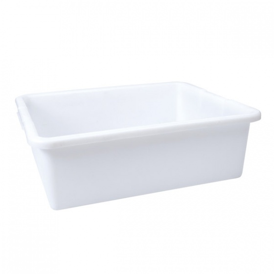 Tote Box White 530x385x145mm
